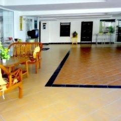 Отель The Garden Place Pattaya фитнесс-зал