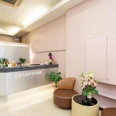 Отель Tara Monte Pratunam Бангкок интерьер отеля