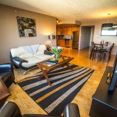 Отель Obasa Suites Saskatoon фитнесс-зал