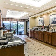 Отель Clarion Inn Chattanooga США, Чаттануга - отзывы, цены и фото номеров - забронировать отель Clarion Inn Chattanooga онлайн питание