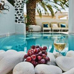Отель Galatia Villas Греция, Остров Санторини - отзывы, цены и фото номеров - забронировать отель Galatia Villas онлайн бассейн