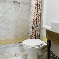 Отель Kamway Lodge США, Нью-Йорк - отзывы, цены и фото номеров - забронировать отель Kamway Lodge онлайн ванная фото 2