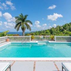 Отель Blue Heaven by Jamaican Treasures бассейн