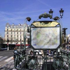 Отель Novotel Montparnasse Париж фото 2