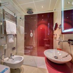 Отель Antares Hotel Rubens Италия, Милан - 2 отзыва об отеле, цены и фото номеров - забронировать отель Antares Hotel Rubens онлайн ванная