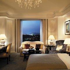 Shangri-La Hotel Singapore 5* Номер Делюкс с различными типами кроватей фото 2