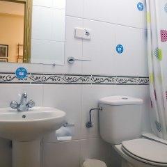 Отель Pension Adeco ванная