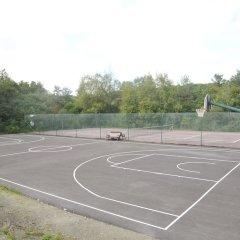 Отель Le Bochetay спортивное сооружение