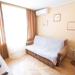Апартаменты Flats of Moscow Apartment Kolomenskaya комната для гостей фото 3