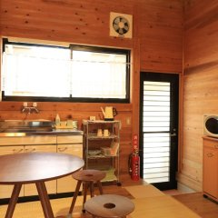 Отель Wa no Cottage Sen-no-ie Япония, Якусима - отзывы, цены и фото номеров - забронировать отель Wa no Cottage Sen-no-ie онлайн в номере фото 2