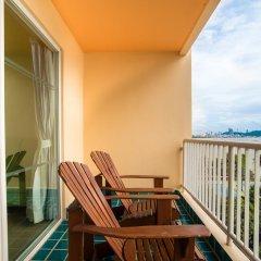 Отель Best Bella Pattaya Таиланд, Паттайя - 4 отзыва об отеле, цены и фото номеров - забронировать отель Best Bella Pattaya онлайн балкон