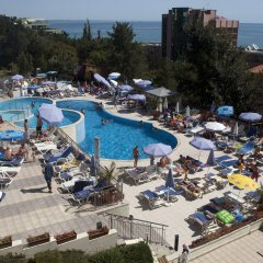 Park hotel Golden Beach пляж
