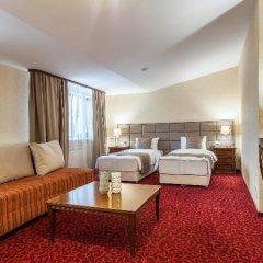 Парк-отель Сосновый Бор 4* Стандартный номер разные типы кроватей фото 8
