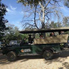 Отель Chrislin African Lodge городской автобус