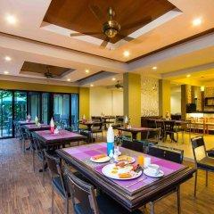 Отель Baan Karon Resort питание