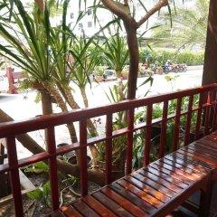 Отель Phanthipha Residence балкон