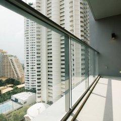Отель Zire Wongamart B1502 Паттайя балкон