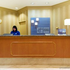 Отель Holiday Inn Express Vancouver-Metrotown (Burnaby) Канада, Бурнаби - отзывы, цены и фото номеров - забронировать отель Holiday Inn Express Vancouver-Metrotown (Burnaby) онлайн спа