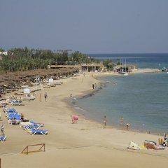 Курортный отель Sunrise Select Royal Makadi пляж