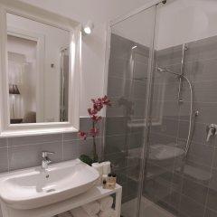 Отель Lemòni Suite Сиракуза ванная