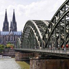 Отель Pullman Cologne Германия, Кёльн - 2 отзыва об отеле, цены и фото номеров - забронировать отель Pullman Cologne онлайн приотельная территория