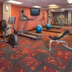 Отель Residence Inn Washington, DC / Dupont Circle фитнесс-зал фото 3