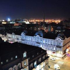 Отель Apart Kiev Igorevskaya 2-6 Киев балкон