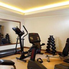Hotel Ippoliti фитнесс-зал