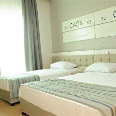 Orfeus Hotel Сиде комната для гостей фото 5