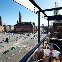 Отель The Square Дания, Копенгаген - отзывы, цены и фото номеров - забронировать отель The Square онлайн балкон