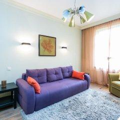Отель ApartLux Begovaya Suite Москва комната для гостей фото 5