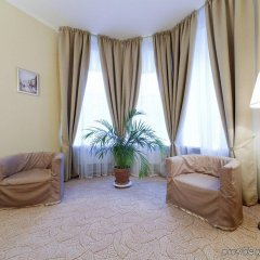 Гостиница Аллегро На Лиговском Проспекте комната для гостей фото 4