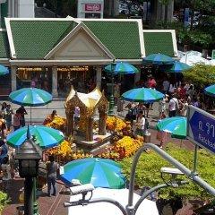Отель Berkeley Pratunam Бангкок бассейн фото 3