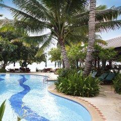 Отель Baan Chaweng Beach Resort & Spa бассейн