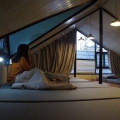 Grey Monkey Dalat Hostel Далат комната для гостей фото 4