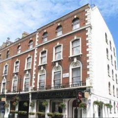 Отель Elysee Hotel Великобритания, Лондон - отзывы, цены и фото номеров - забронировать отель Elysee Hotel онлайн вид на фасад