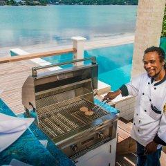 Отель Everything Nice By the Sea in Montego Bay 5BR Ямайка, Монтего-Бей - отзывы, цены и фото номеров - забронировать отель Everything Nice By the Sea in Montego Bay 5BR онлайн приотельная территория