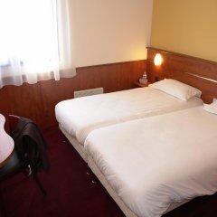 Brit Hotel Rennes St Grégoire - Le Villeneuve комната для гостей