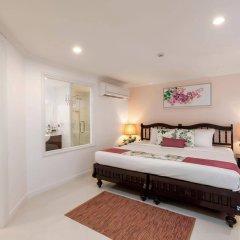 Отель Thavorn Palm Beach Resort Phuket Таиланд, Пхукет - 10 отзывов об отеле, цены и фото номеров - забронировать отель Thavorn Palm Beach Resort Phuket онлайн комната для гостей фото 5