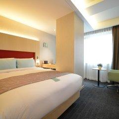 Отель A First Myeong Dong Сеул комната для гостей