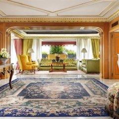 Отель Parco dei Principi Grand Hotel & SPA Италия, Рим - 7 отзывов об отеле, цены и фото номеров - забронировать отель Parco dei Principi Grand Hotel & SPA онлайн интерьер отеля фото 3