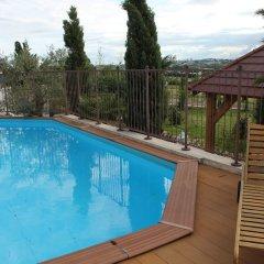 Отель Le Domaine des Archies бассейн фото 3