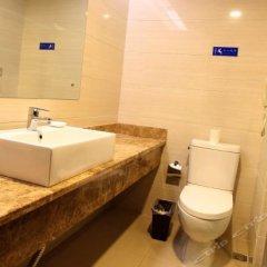 Zhongmei Hotel ванная