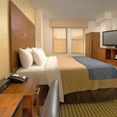 Отель Comfort Inn Downtown DC/Convention Center комната для гостей