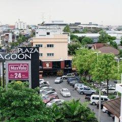 48 Metro Hotel Bangkok балкон
