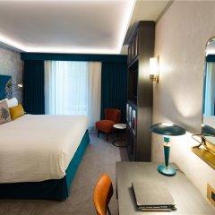 Отель Vintry & Mercer Hotel Великобритания, Лондон - отзывы, цены и фото номеров - забронировать отель Vintry & Mercer Hotel онлайн комната для гостей фото 3