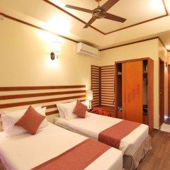 Отель Araamu Holidays & Spa Мальдивы, Атолл Каафу - отзывы, цены и фото номеров - забронировать отель Araamu Holidays & Spa онлайн комната для гостей фото 5