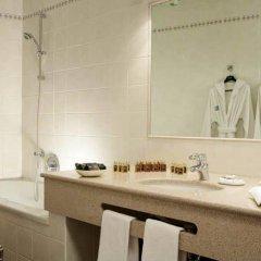 Отель Plaza Padova Италия, Падуя - 14 отзывов об отеле, цены и фото номеров - забронировать отель Plaza Padova онлайн ванная