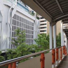 Отель Bangkok Luxury Suites Pyne балкон