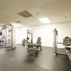 Отель Chestnut Residence and Conference Centre - University of Toronto фитнесс-зал фото 2
